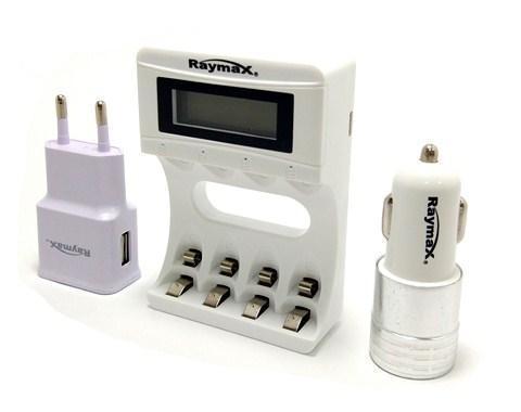 ЗУ Raymax RM-118 (1-4 АА, ААА)