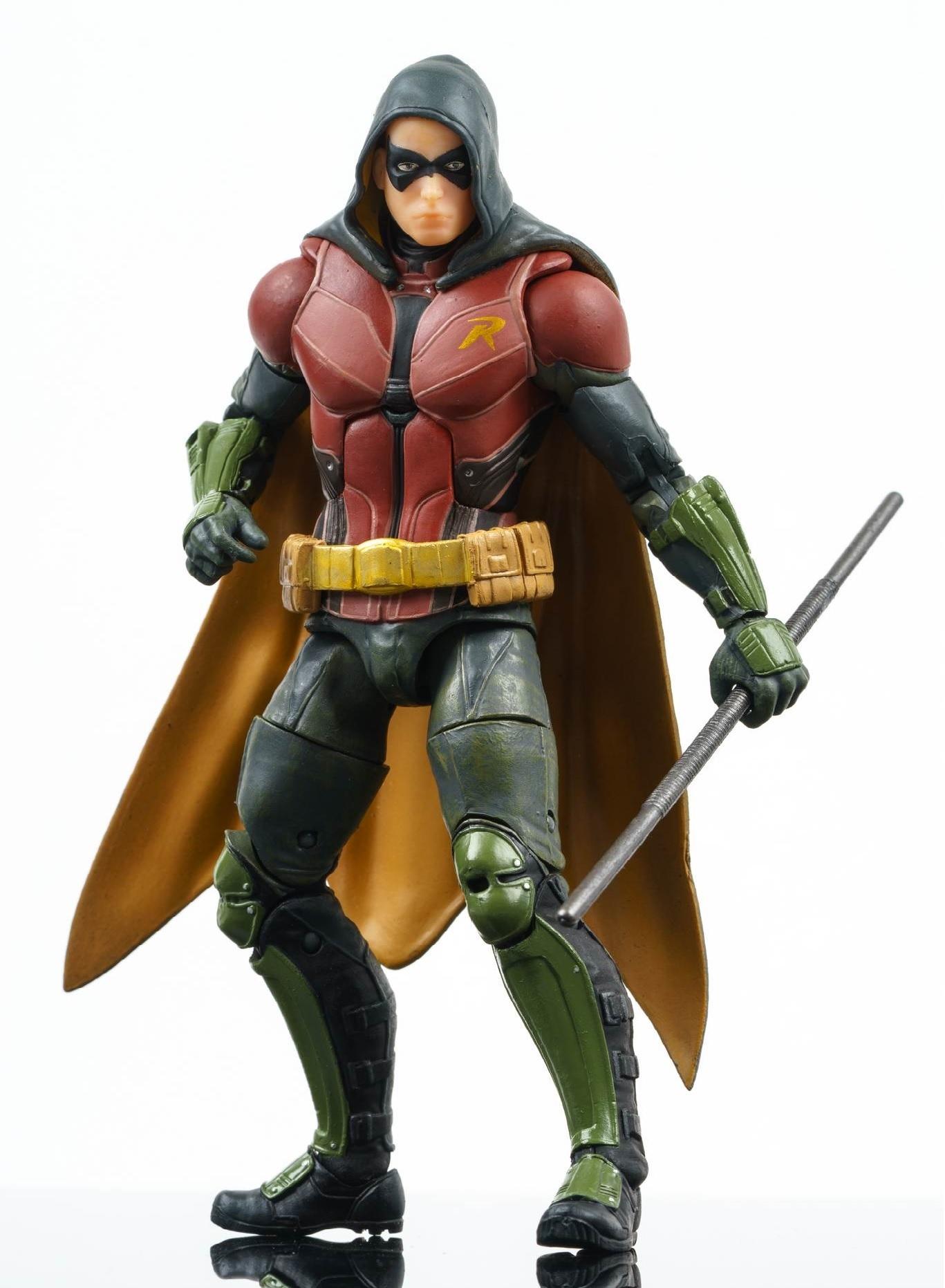 Фигурка Рыцарь Аркхэма Робин — Arkham Knight Robin