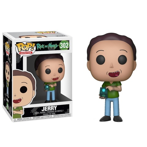 Jerry Funko Pop! Vinyl Figure || Джерри