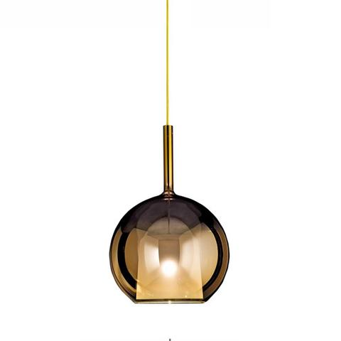 Подвесной светильник копия GLO by Penta (золотой, D25)
