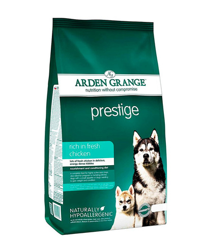 Arden Grange Adult Prestige сухой корм для собак с Курицей 2 кг