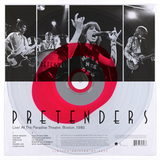 Pretenders / Live! At the Paradise, Boston, 1980 (Limited Edition)(Clear Vinyl)(LP)