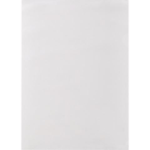 Папка-уголок Attache Economy A4 прозрачная 100 мкм (10 штук в упаковке)