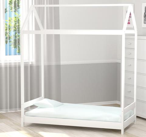Кровать домик Мотессори