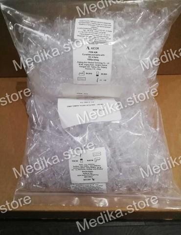 Реакционные кюветы с миксерами с металлическими шариками (д.2.0 мм)для AMELUNG KC, 1000/2000 шт)