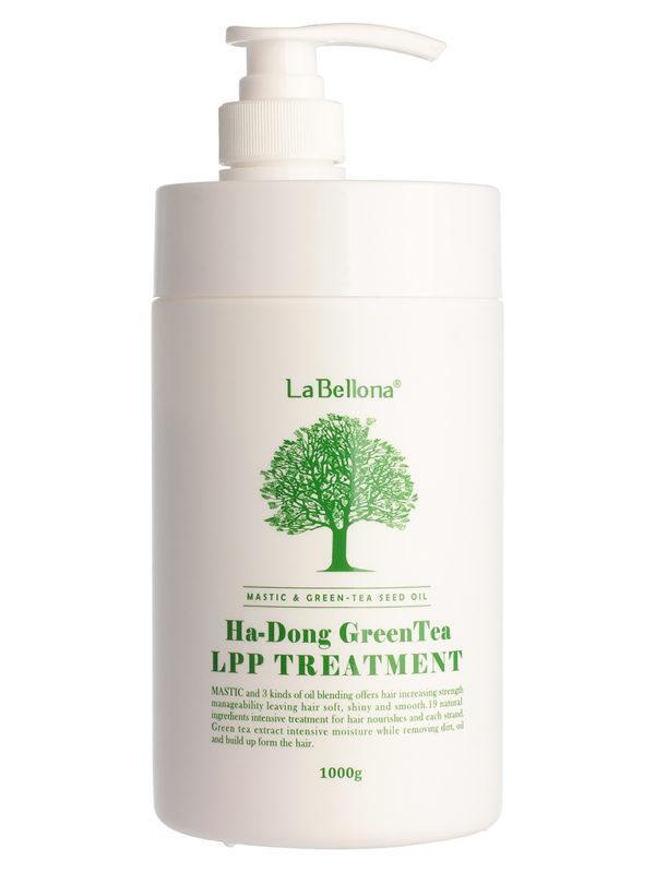 Волосы Маска для волос лечебная Gain Cosmetics Mastic Ha-Dong Green Tea LPP Treatment 1000 мл 2000763424899_1-600x800.jpg