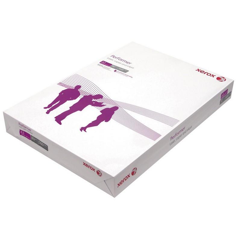 Бумага для офисной техники Xerox Performer (А3, марка C, 80 г/кв.м, 500 листов)