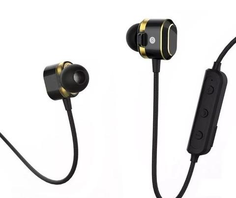 Remax / Bluetooth стереогарнитура RB-S26 черная
