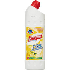 Средство для сантехники Стерил Лимон концентрат 1 л