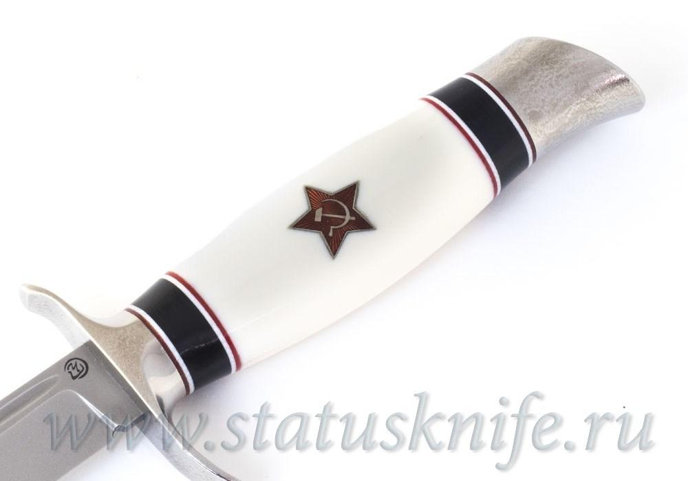 Нож Чебуркова Финка НКВД мини Elmax - фотография