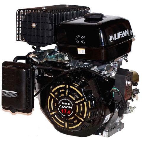 Двигатель LIFAN 192FD 11A, с катушкой 11А и электростартером