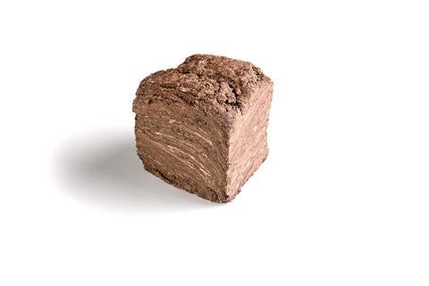 Халва развесная Подсолнечная с какао Сладкая жизнь ИП Цой Н.Н. 1кг
