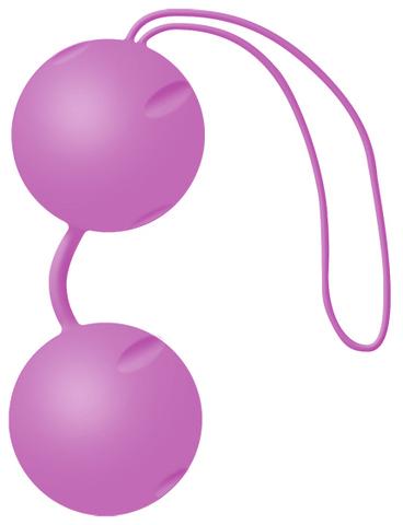 Joyballs Вагинальные шарики Trend розовые матовые
