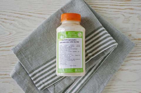 Йогурт «Апельсин»