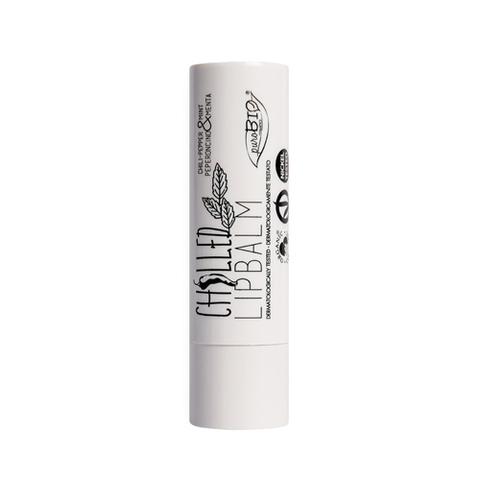 Бальзам для губ PuroBio охлаждающий