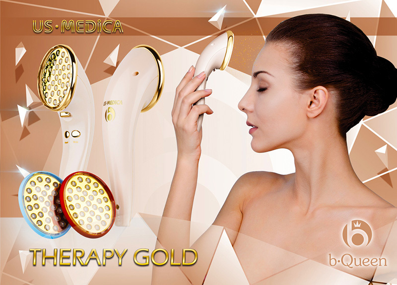 US MEDICA Прибор для LED-фототерапии US MEDICA Therapy Gold us-medica-therapy-gold-black_b.jpg