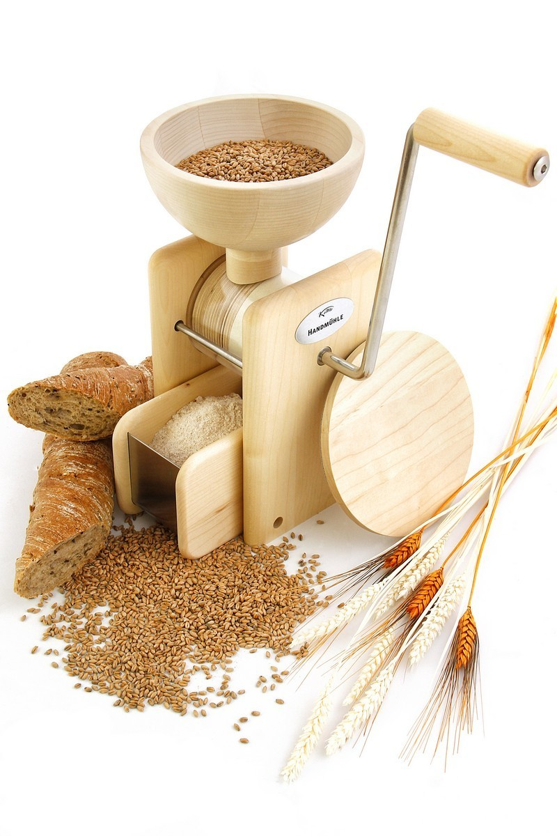 Мельницы Ручная мельница для зерна Komo Handmill Komo_handmill__35_.jpg