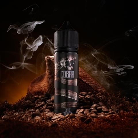 Жидкость Cobra 60 мл Coffee Tobacco