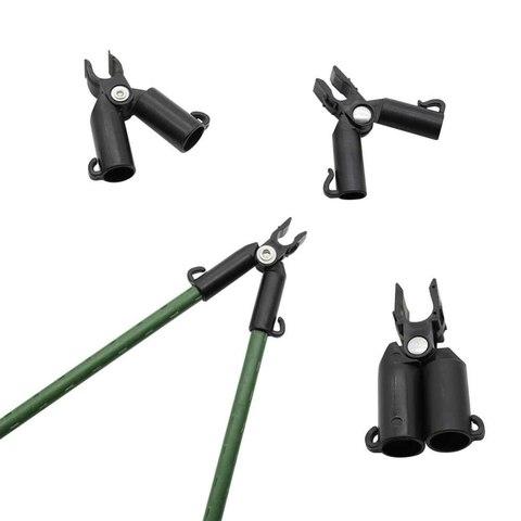 Крепление для садовых опор РС-1 d11мм (10шт)