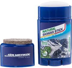 Экспресс-парафин Holmenkol Natural Skiwax Stick