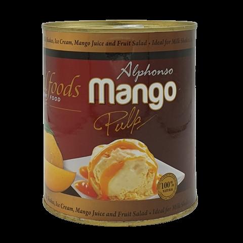 Манго пюре AMIL, 850 гр
