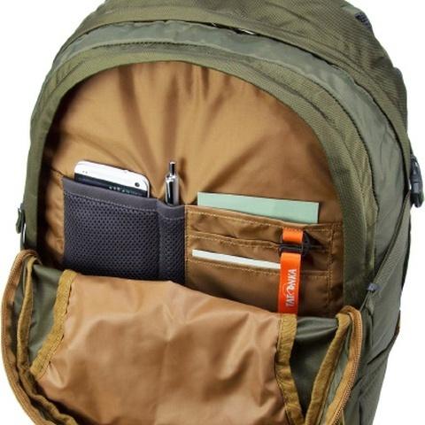 Картинка рюкзак для ноутбука Tatonka Parrot 29 Black - 4