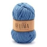 Пряжа Drops Lima 6235 светлый джинс