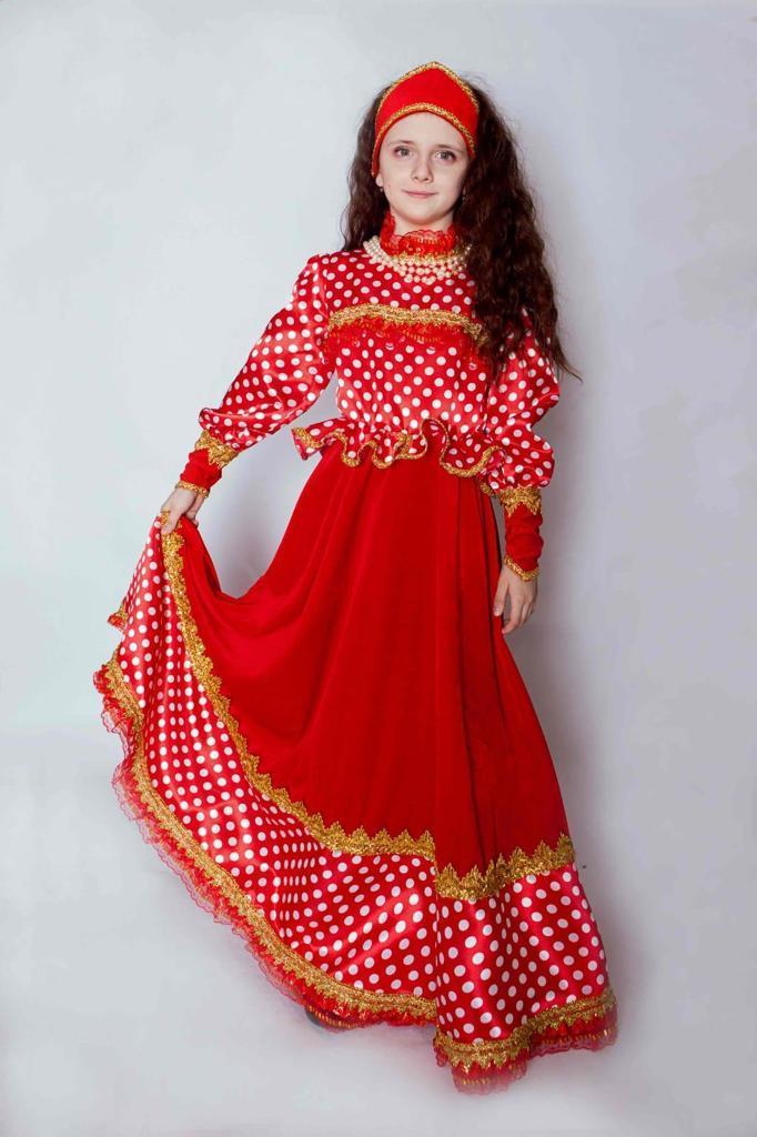 Платье нарядное- карнавальное