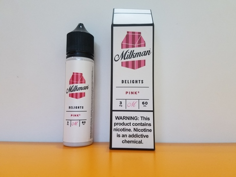 Pink by Milkman Delights 60ml