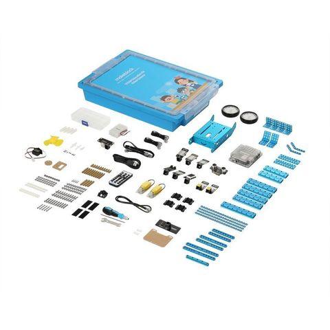 Образовательный робототехнический комплект начального уровня на базе роботов Makeblock