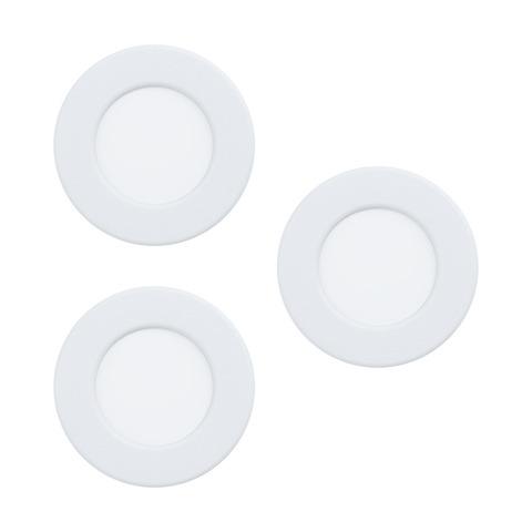 Комплект светильников светодиодных встраиваемых Eglo FUEVA 5 99135