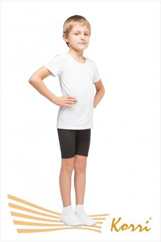 Футболка дет. ХБ (белый, 38) Ф23-301