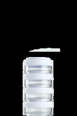 Контейнеры Blender Bottle GoStak 40мл (4 контейнера) белый