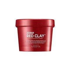 Очищающая маска MISSHA Amazon Red Clay™ Pore Mask 110ml