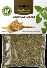 Деревенские лакомства для кошек Кошачья мята, 15 гр