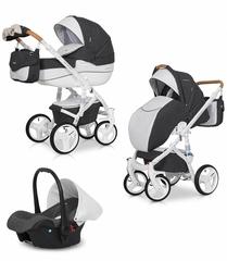 Детская коляска Riko Brano Luxe 3 в 1 цвет 06
