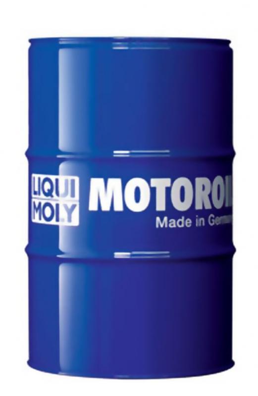 Liqui Moly Molygen 5W-50 - cинтетическое моторное масло 4.000