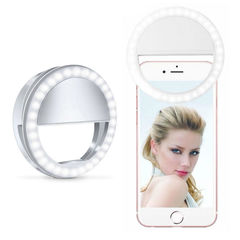 Селфи-кольцо Selfie Ring Light