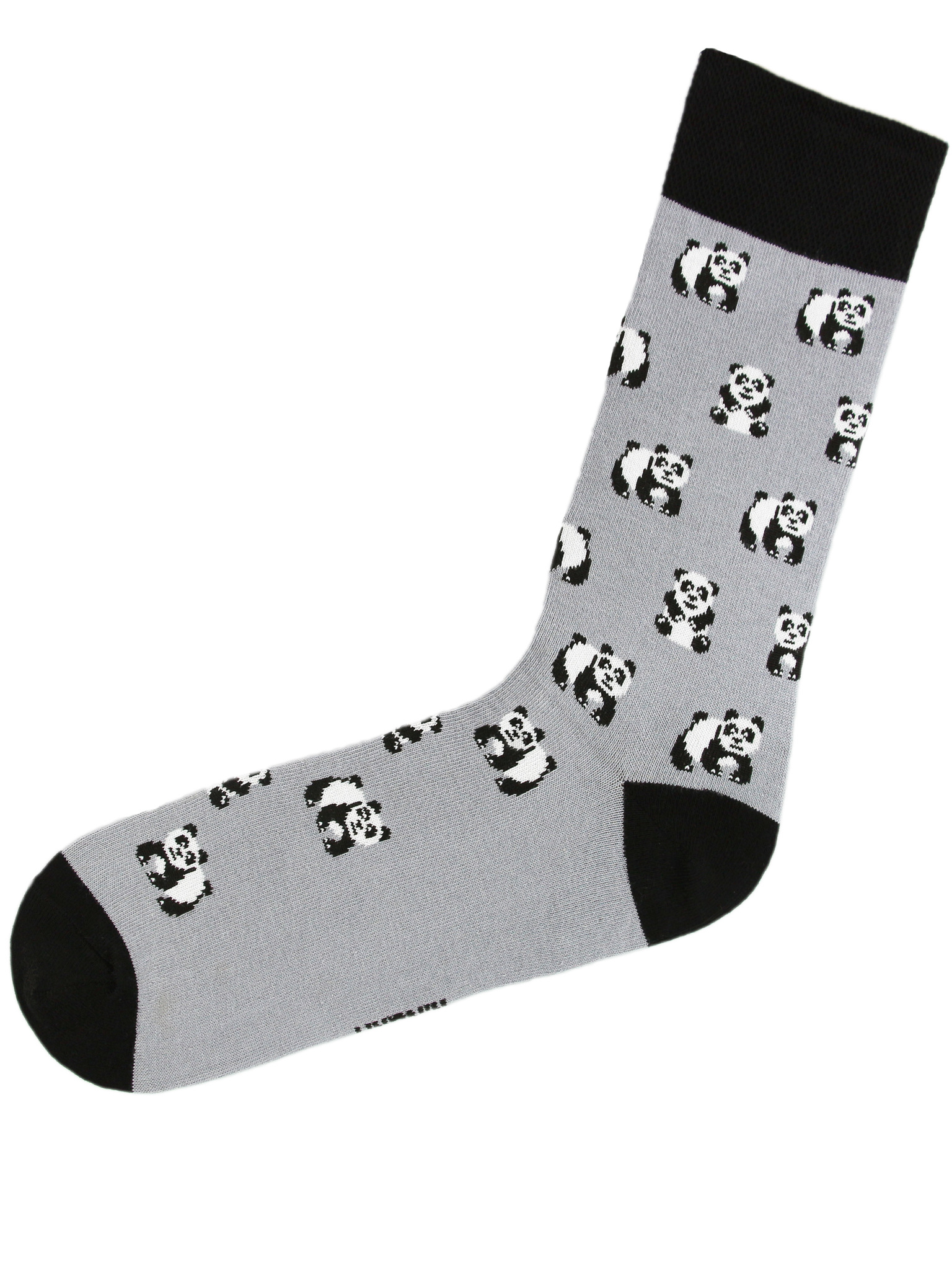 Панда (серые)
