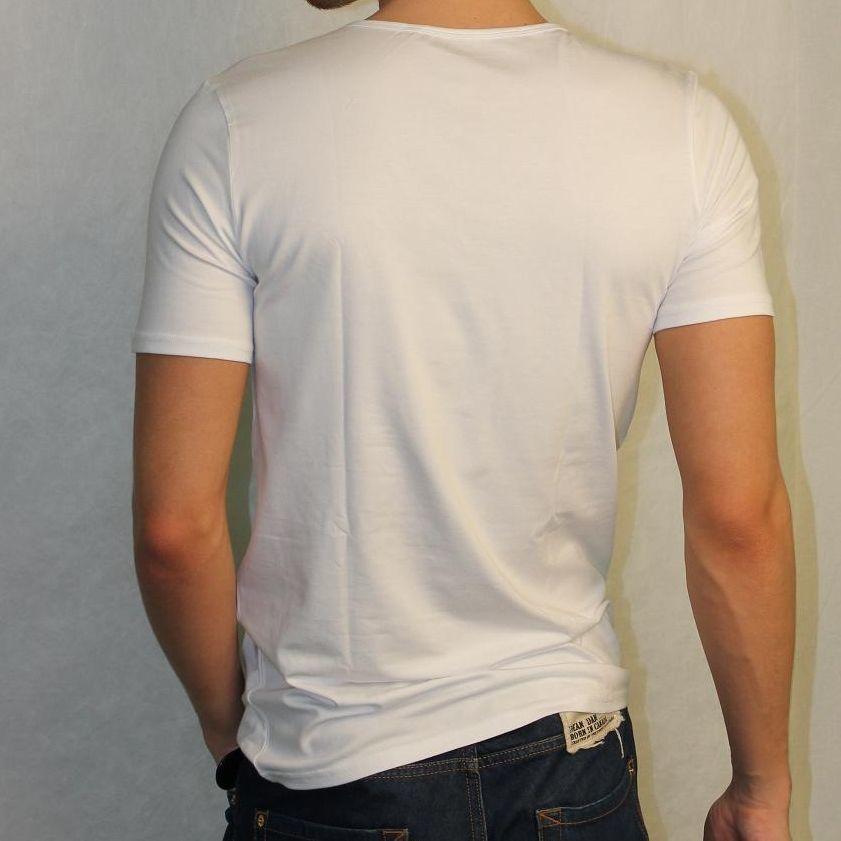 Мужская футболка Doreanse 2825 White