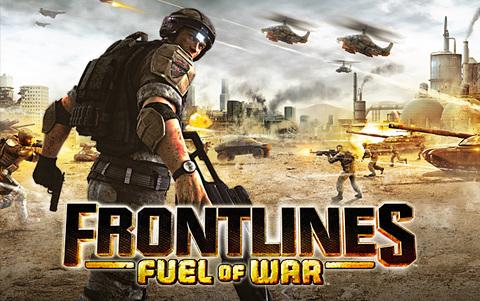 Frontlines™: Fuel of War™ (для ПК, цифровой ключ)