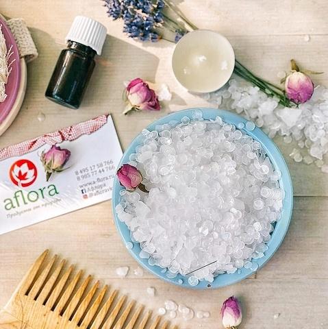 Фотография Магниевая соль для ванн/бишофит/ 5 кг. купить в магазине Афлора