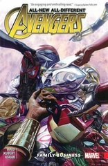All New, All Different Avengers Vol. 2: Family Business (Б/У)