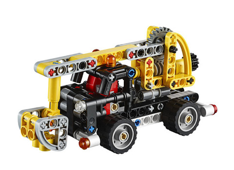 LEGO Technic: Ремонтный автокран 42031 — Cherry Picker — Лего Техник
