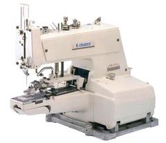 Фото: Пуговичная швейная машина цепного стежка K-Chance KB-373