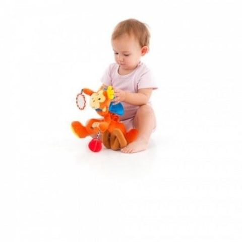 Игрушка развивающая Biba Toys ОБЕЗЬЯНКА JF061