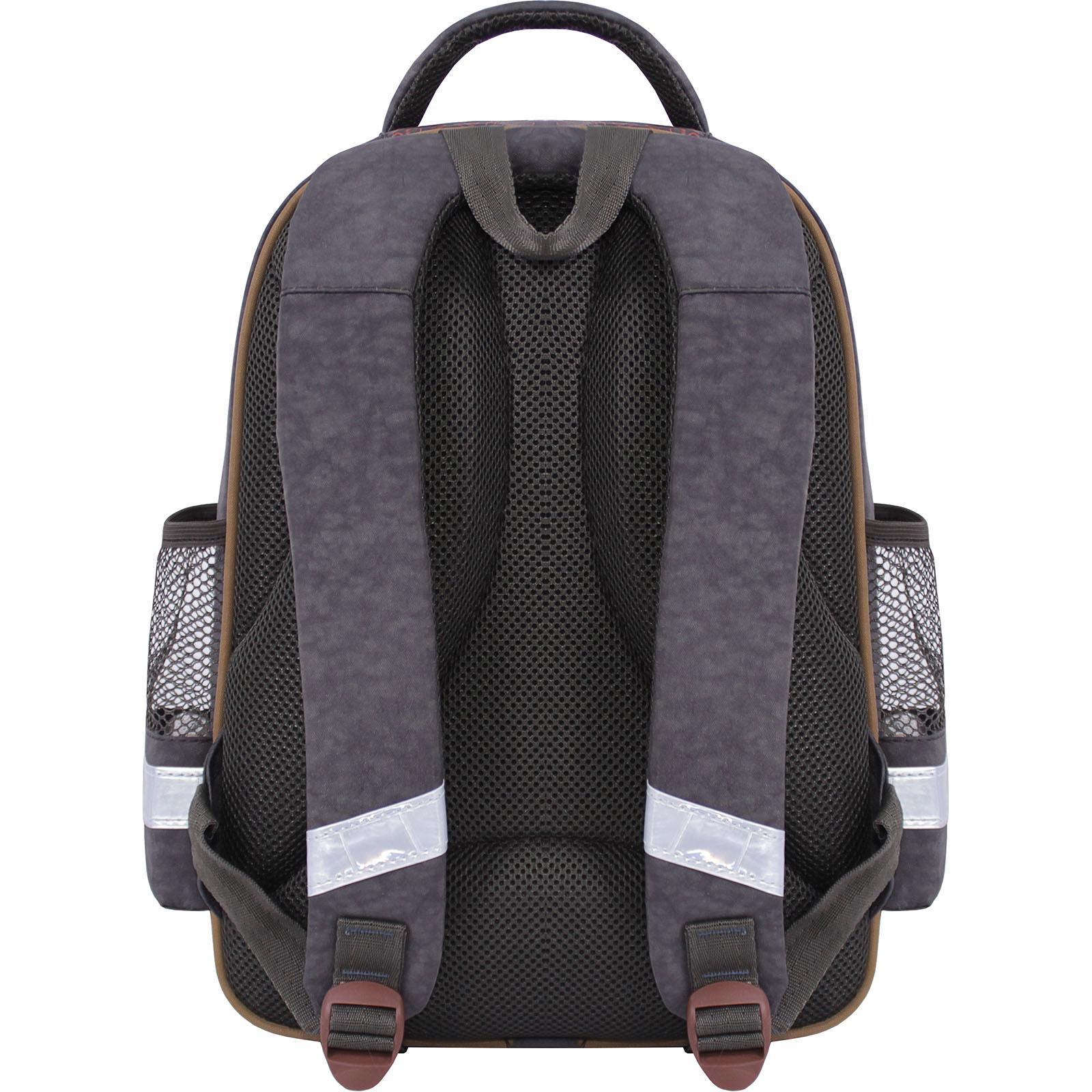 Рюкзак школьный Bagland Mouse 327 хаки 513 (0051370) фото 4