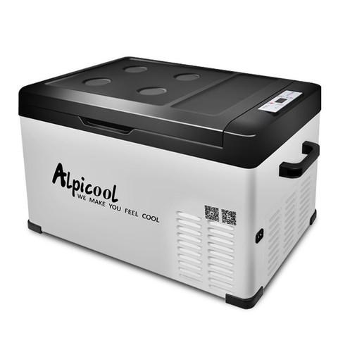 Компрессорный автохолодильник Alpicool C30 (30 л, 12/24/220)