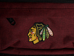 Сумка на пояс NHL Chicago Blackhawks