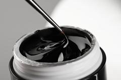 Monami Гель-краска (Черная)
